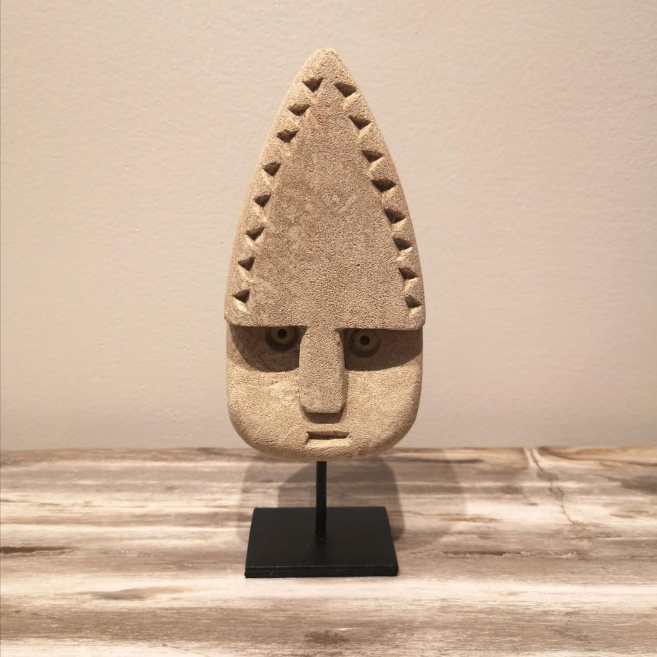 Divinité Suai de Timor en pierre