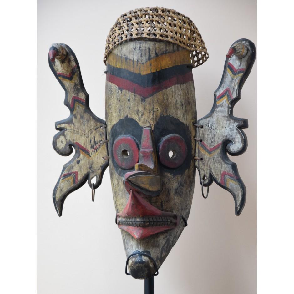 Masque ancien de Kalimantan