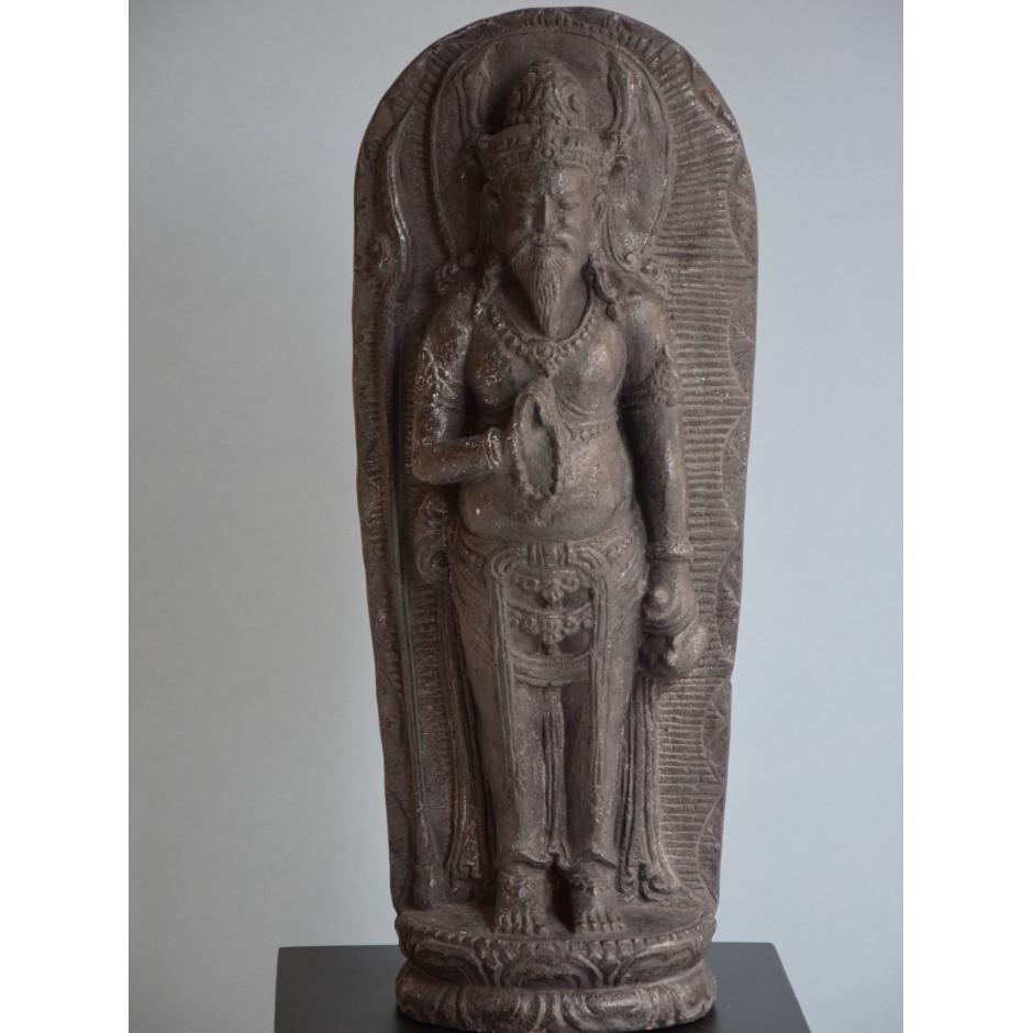 Bouddha en pierre de Java