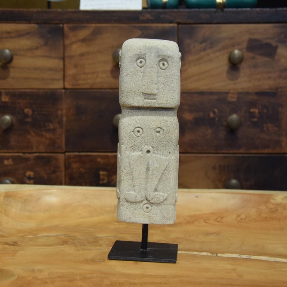 Divinité en pierre de Timor