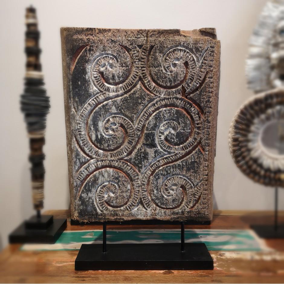Panneau Toraja ancien
