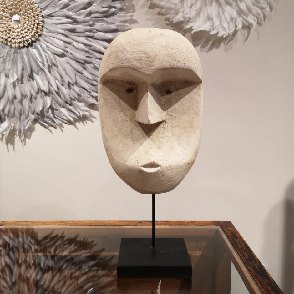 Masque en bois de Timor
