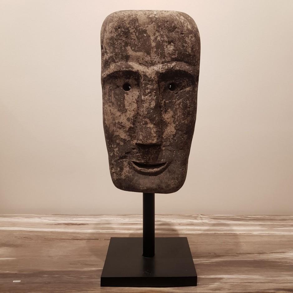 Grand masque de l'île de Timor