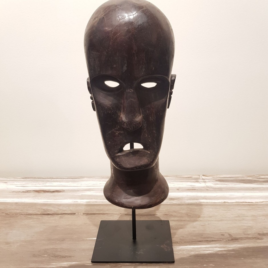Masque ancien de Bornéo