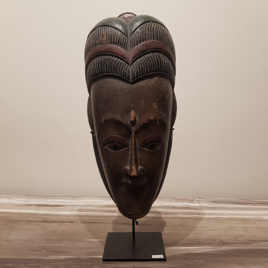 Masque de Bornéo