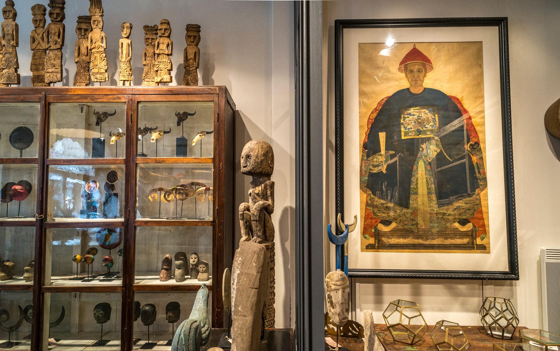 Galerie Boho Bohème à Saint-Malo